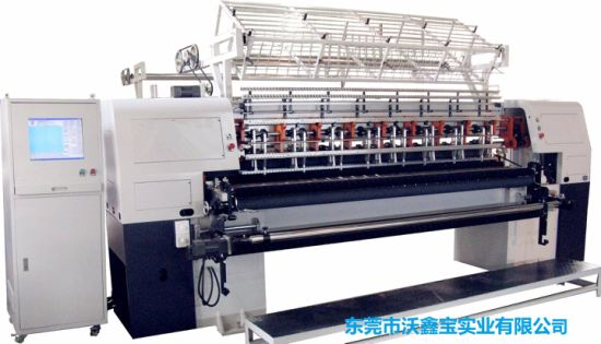 Textile Shuttle Quilting Machines Manufacturas